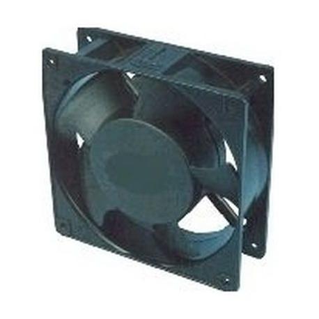 VENTILATEUR AXIAL 119X119X38MM 19-20W 230V CONNEXION A FIL - IQ393