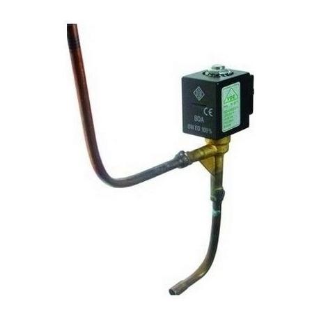 ELECTROVANNE GAZ CHAUD COMPLET - TIQ70335