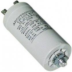 CONDENSATEUR 31.5µF 400V -25 A +85°C L:95MM Ø45MM