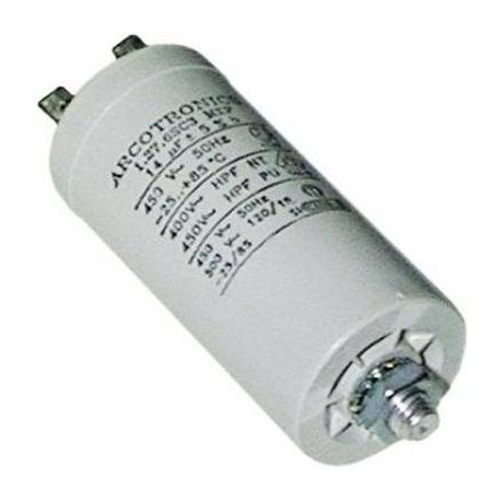 CAPACITOR 31.5µF 450V WITH COAT SYNTHETI - TIQ9939