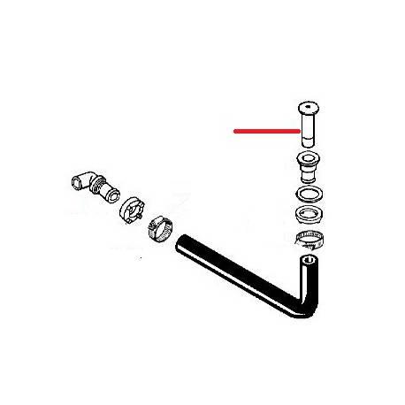 TUBE DE TROP PLEIN CM-60 - UQ639