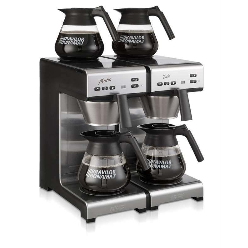 machine a cafe matic twin bravilor 230v origine. Black Bedroom Furniture Sets. Home Design Ideas