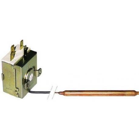 THERMOSTAT 1 P 230V 16A 0/90øC - RQ40