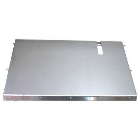 PORTE COULISSANTE INOX Q90 - VGQ928