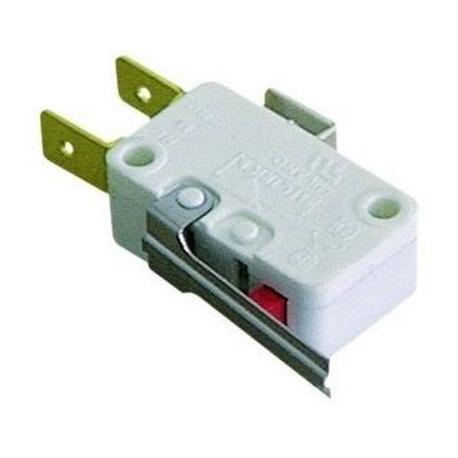 MICRO-RUPTEUR AVEC LEVIER 31.5MM 250V 16A - TIQ665521