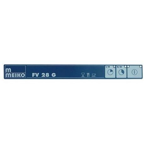 MEMBRANE CLAVIER - TIQ67554