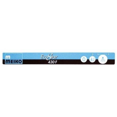 MEMBRANE CLAVIER ECOSTAR 430F L:430MM L:46MM ORIGINE - TIQ67586