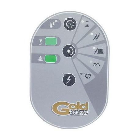 MEMBRANE CLAVIER GOLD72 - TIQ67599
