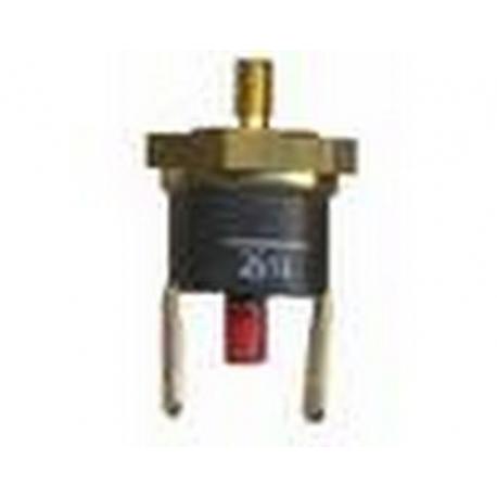THERMOSTAT XA DE SECURITE VIS M4X1 16A TMAXI 145°C - SQ204