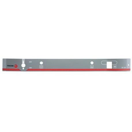 AUTOCOLLANT PANNEAU COMMANDE - TIQ68519