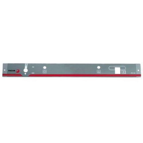 AUTOCOLLANT PANNEAU COMMANDE ORIGINE FAGOR - TIQ68511