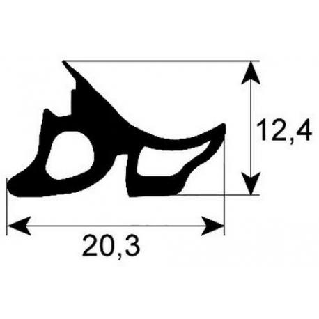 JOINT DE PORTE OES6-6 L:1470MM ORIGINE - RABQ61
