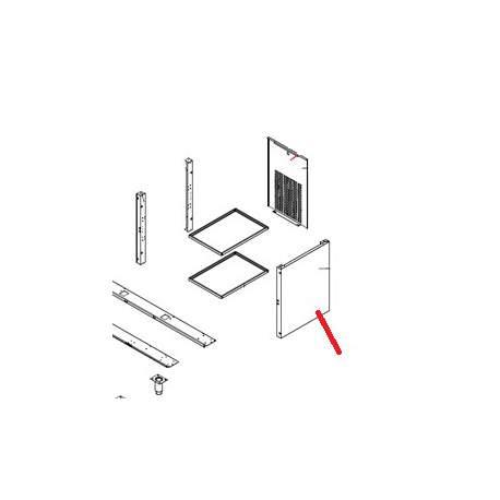 LATERAL HABITACLE ARIERE BAR ORIGINE MERCATUS - ZRQ6632