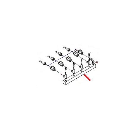 BLOC DISTRIBUTION 3GR 100/S ORIGINE SAN MARCO - FZQ6523