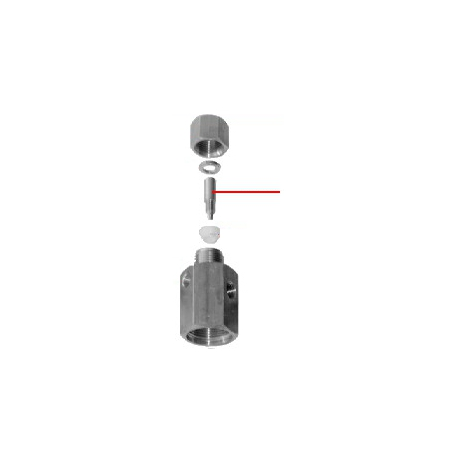 POINCEAU ROBINET EAU 100/E ORIGINE SAN MARCO - FZQ6673