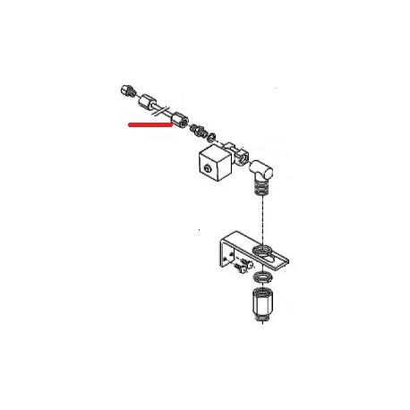TUBE ALIMENTATION EV CAPPUCINO ORIGINE SAN MARCO - FZQ7582