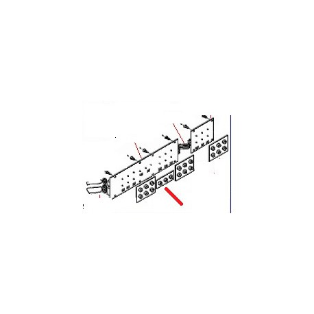 MEMBRANE 3T SERIE 105/D/E ORIGINE SAN MARCO - FZQ7605