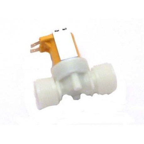 ELECTROVANNE EAU NF 24V ENTREE 3/4M SORTIE 3/4M TMAXI 90°C - TIQ9060