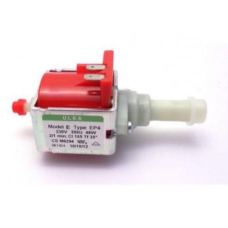 POMPE VIBRANTE ULKA EP4 48W 230V AC 50HZ 2/1MIN TF35°C - YI65525677