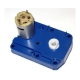 MOTEUR RPM11 24V DC C/FILTRE - EQN6772