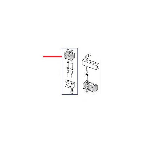 ELECTROVANNE 2VOIES C/BLOC E IN - EQN6741