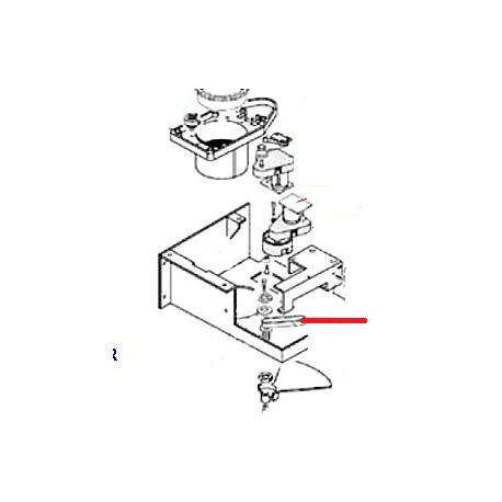 PROFIL DEPLACEMENT FOURCHETTE - EQN6849