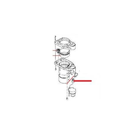PIGNON MOTEUR REDUCTEUR - EQN6959