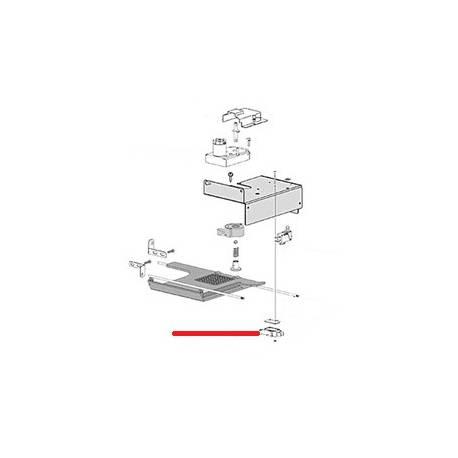 LEVIER MICRO 161E ORIGINE - EQN7512