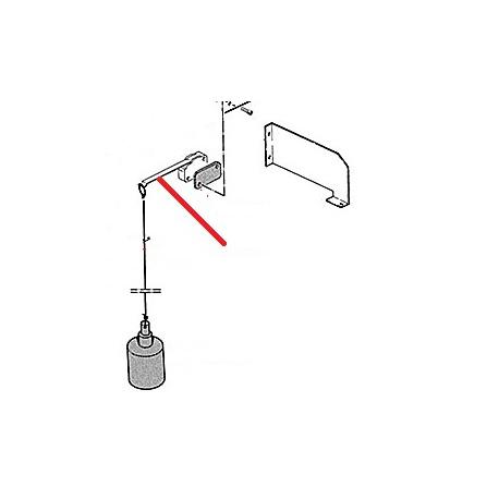 LEVIER MICRO POSTE ORIGINE - EQN7645