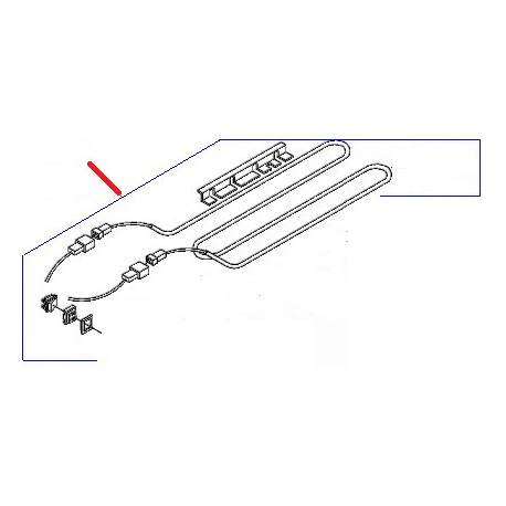 KIT CHAUFFE TASSE 3GR SERIE 85 ORIGINE SAN MARCO - FZQ7753