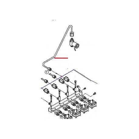 TUYAU SOUPAPE/BLOC 3GR SERI 95 ORIGINE SAN MARCO - FZQ7798