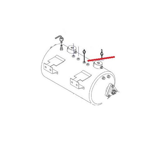 TUBE ELECTROVANNE EAU FROIDE 2/3GR ORIGINE CARIMALI - PNQ200