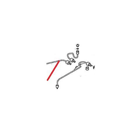 TUBE SOUPAPE 2/3GR ORIGINE CARIMALI - PNQ218