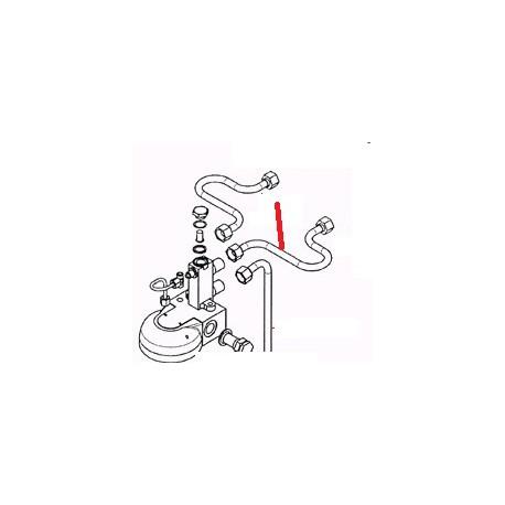 TUBE INFERIEUR GROUPE ORIGINE CARIMALI - PNQ366
