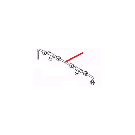 RACCORD EN T ORIGINE CARIMALI - PNQ364