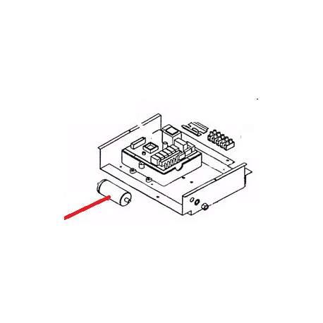 CENTRALE DOS 230V ECO LUX TEMA ORIGINE CARIMALI - PNQ370