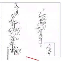 GROUPE COMPLET AUTO. F3 GAUCHE ORIGINE CARIMALI