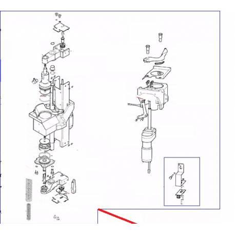 GROUPE COMPLET AUTO. F3 DROIT ORIGINE CARIMALI - PNQ329