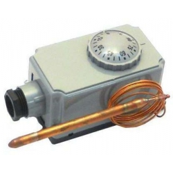 THERMOSTAT IP 40 250V 16A TMINI 0°C TMAXI 90°C MONOPHASE