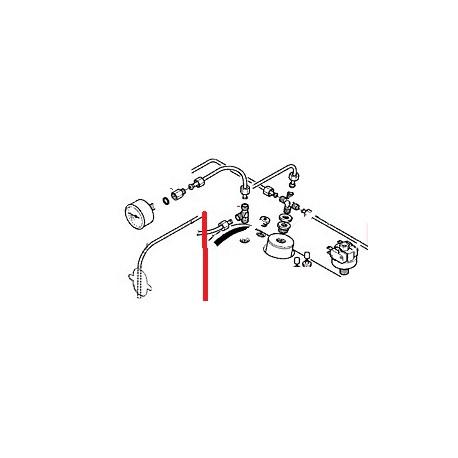 RACCORD EN T D6X1/4M ORIGINE CARIMALI - PNQ497
