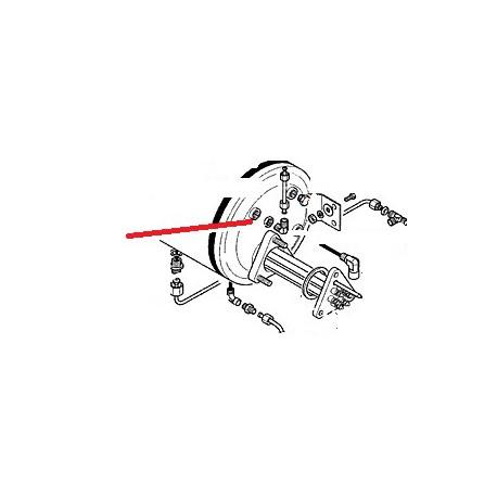 TUBE ALIMENTATION CHAUDIERE ORIGINE CARIMALI - PNQ492