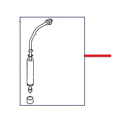ADJUSTABLE WATER TUBE ASSEMBLY