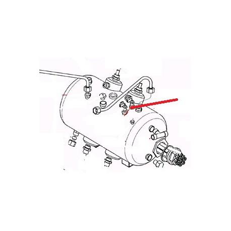 CHAUDIERE 12L ECO 3GR ORIGINE CARIMALI - PNQ439