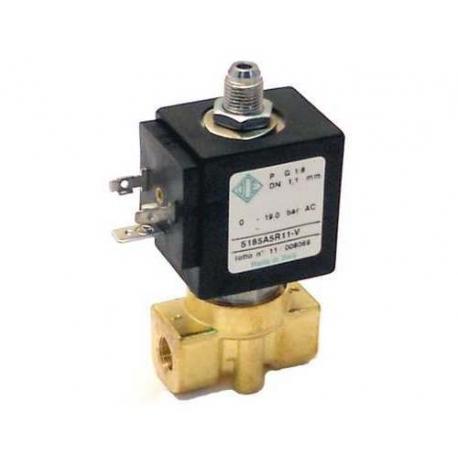 ELECTROVANNE 3V 1/4 24V ORIGINE UNIC - IQ6581