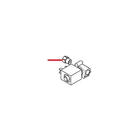 RACCORD 1/8 M8X100 ORIGINE UNIC - HQ6651