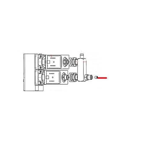 GICLEUR M5 D 1MM ORIGINE UNIC - HQ6681