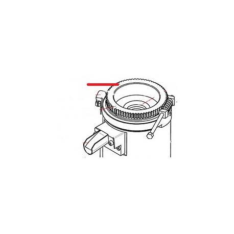 MOULIN INCORPORE 230V ORIGINE UNIC - HQ6601