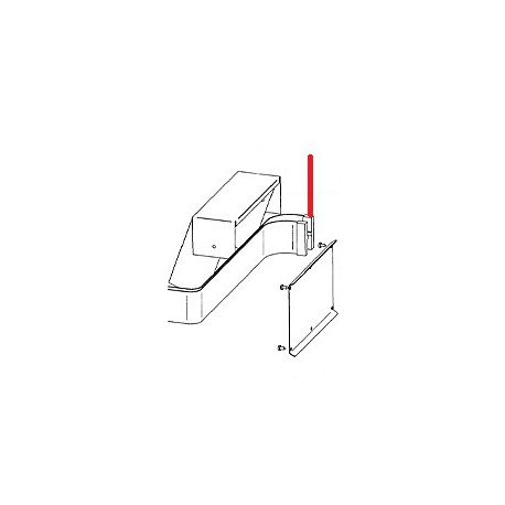 CABLE PLAT 700MM ORIGINE UNIC - HQ6623
