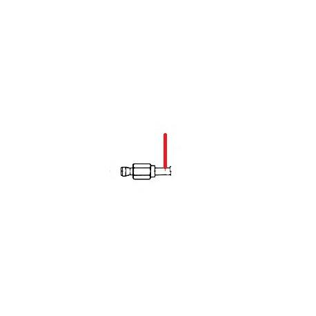 TUBE CUIVRE 4X6 VAPEUR ORIGINE UNIC - HQ6791