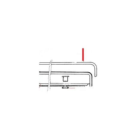 GRILLE BASSINELLE PONY ORIGINE UNIC - HQ6704
